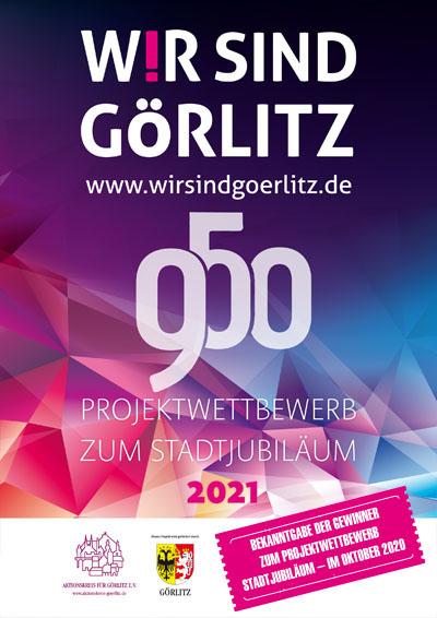 950 Jahre Görlitz. Wir sind Görlitz!
